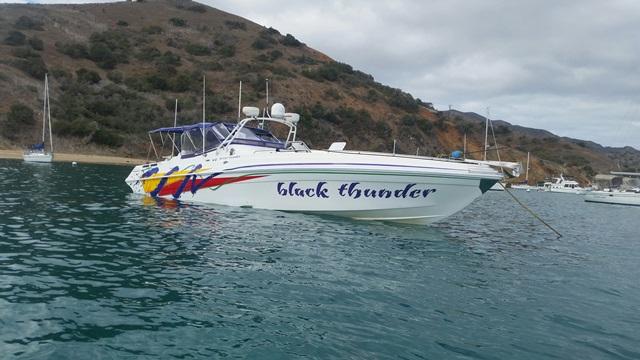 Black Thunder 43-XTSC