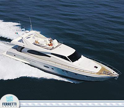 Ferretti Yachts 730 Manufacturer Provided Image: 730