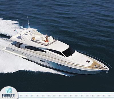 Ferretti Yachts 730 Manufacturer Provided Image: 730