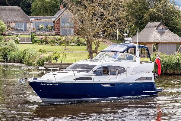 Haines 360  Aft Cabin Haines 360 Aft Cabin