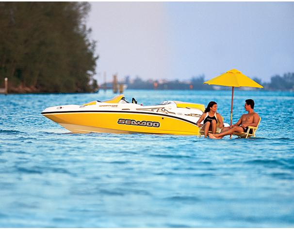 Sea-Doo Sport Boats Sportster