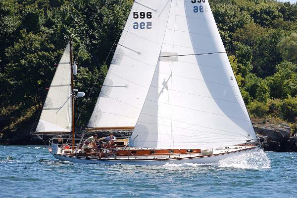 Sparkman And Stephens Nevins-40 Yawl