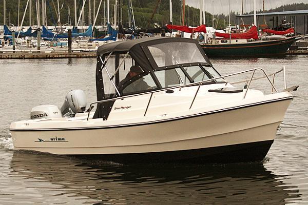 Arima Sea Ranger 17
