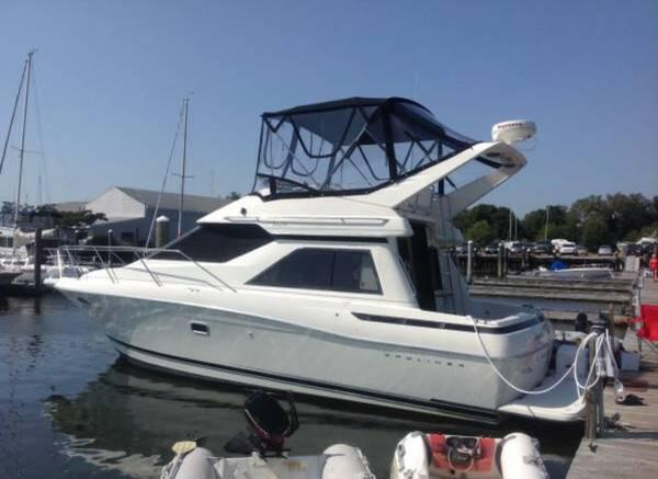 Bayliner Avanti 3258 Bridge