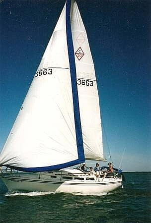 Catalina 30 Tall Rig 1984 Catalina 29 for sale in Cleveland, OH