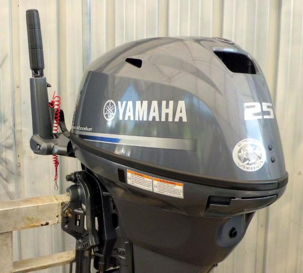 Yamaha F25 SMHA