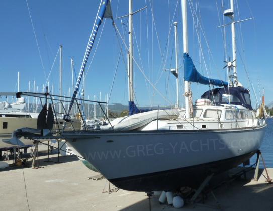 Gulfstar GULFSTAR 47 Sailmaster