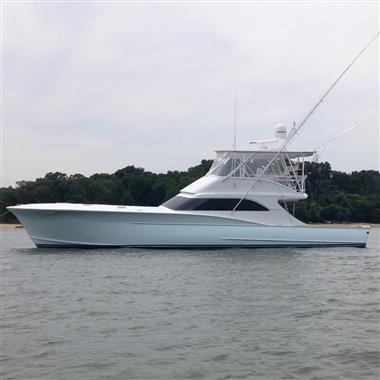 Custom Carolina 67 SPORTFISH