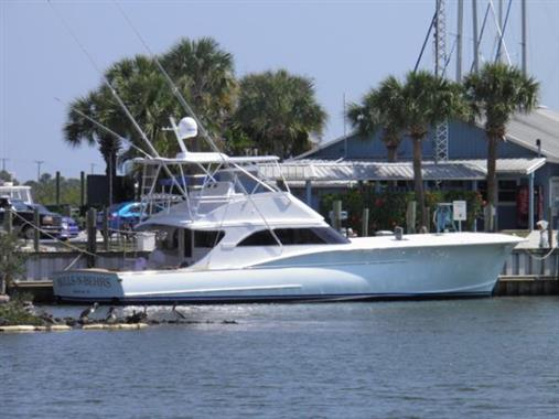 CUSTOM CAROLINA 67 SPORTFISH Main Profile