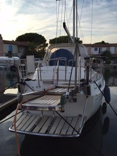 siltala yacht NAUTICAT 351