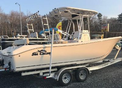 Sea Chaser 24 Hybrid-Fish and Cruise HFC