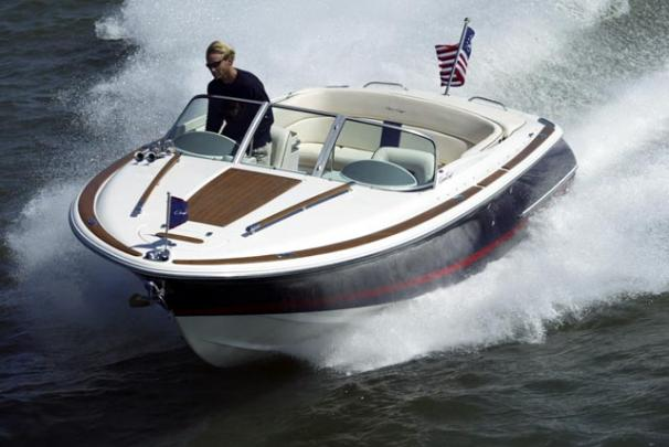 Chris-Craft Corsair 25 Manufacturer Provided Image