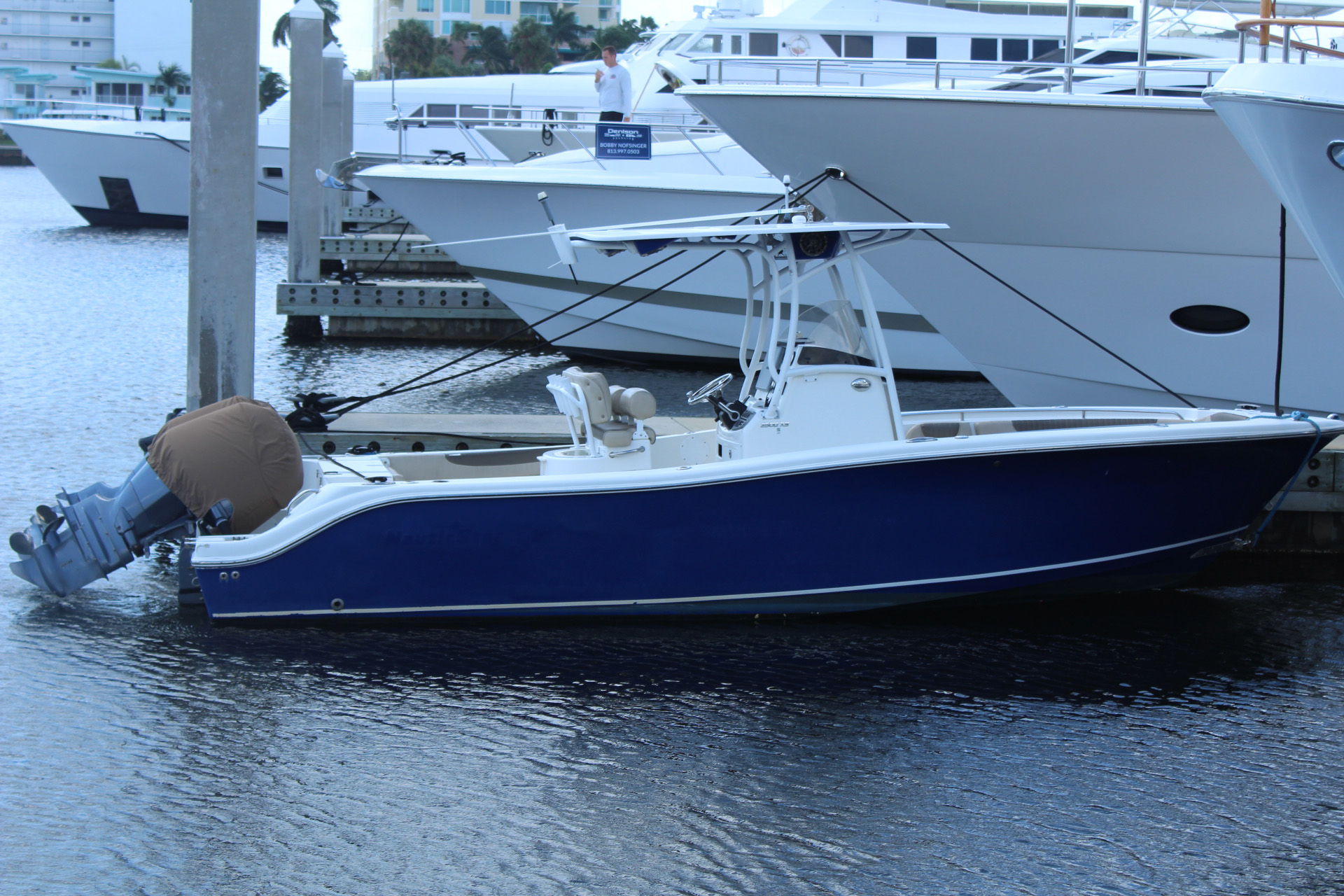NauticStar 2500 XS