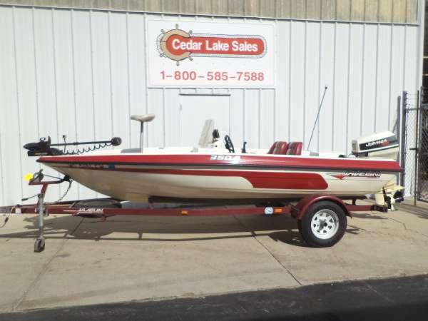 Javelin Boats 350A