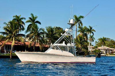 Release Boatworks 46 Walkaround Custom Carolina