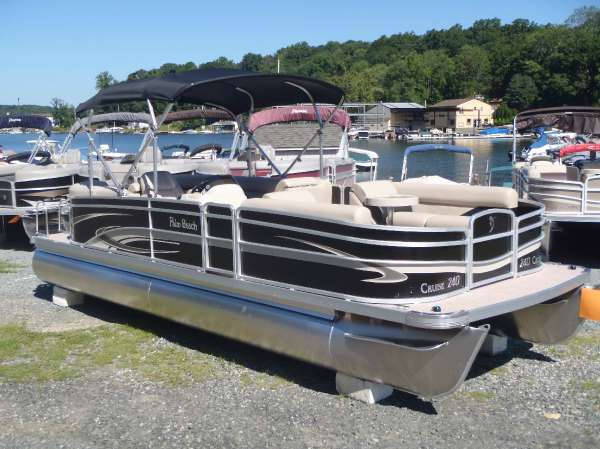 Palm Beach Pontoons Cruise RF 240