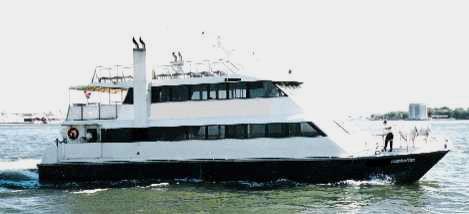 Gladding Hearn High Speed Passenger Catamaran Ferry Photo 1