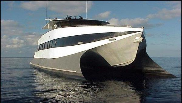 Wavepiercer 75 Catamaran