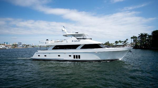 Ocean Alexander 85E B-JULED