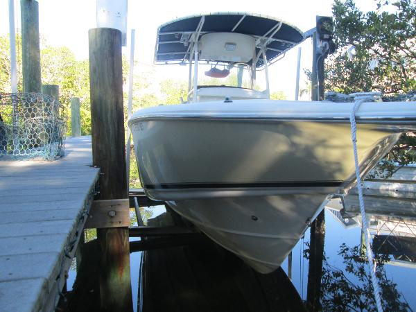 Scout Boats 280 Sportfish Profile