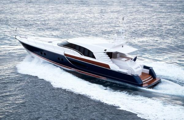 Evolution Yachts 80