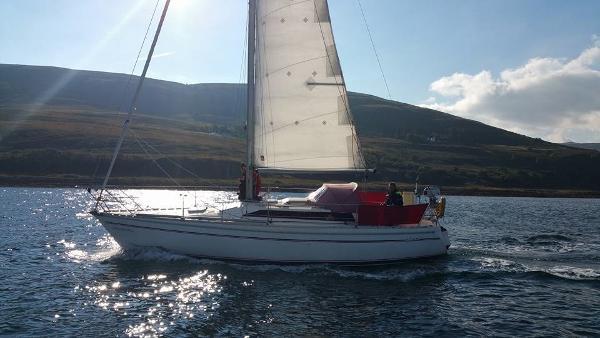 Jeanneau Attalia At sea