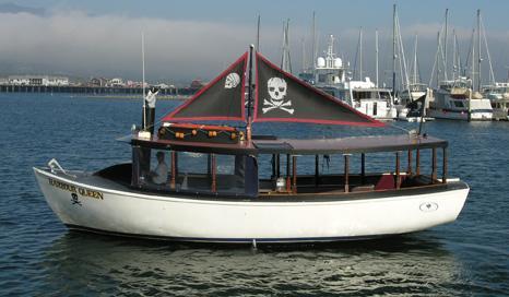 Bay Cruiser charter boat Harbour Queen main