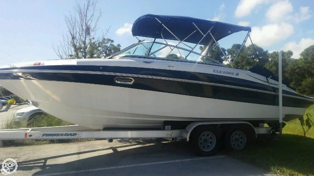 Four Winns 230 Horizon 2005 Four Winns 230 Horizon for sale in Stuart, FL