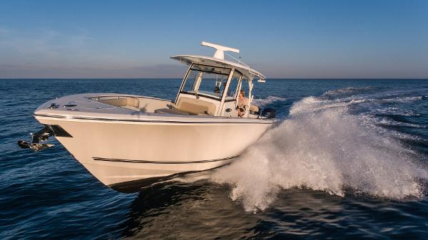 Cobia Boats 344 Center Console