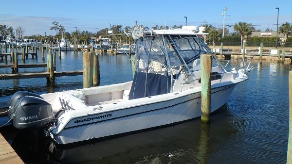 Grady-White 282 Sailfish 2003 Grady White 282 Sailfish For Sale