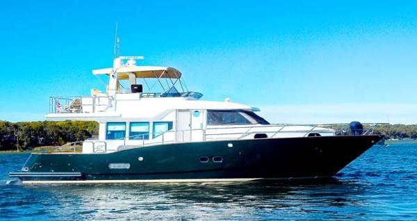 Sea Star 65 Custom Pilothouse Main Profile