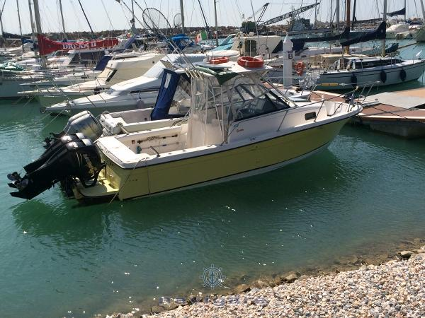 Bayliner 2352 Trophy Walkaround foto 3