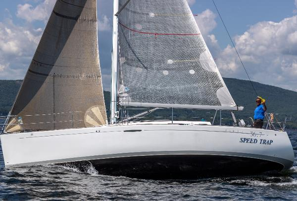 Beneteau America 37.6 Racing Camden Classics Cup 2019. Photo by Joshua Moore