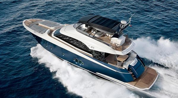 Monte Carlo Yachts 65 Manufacturer Provided Image