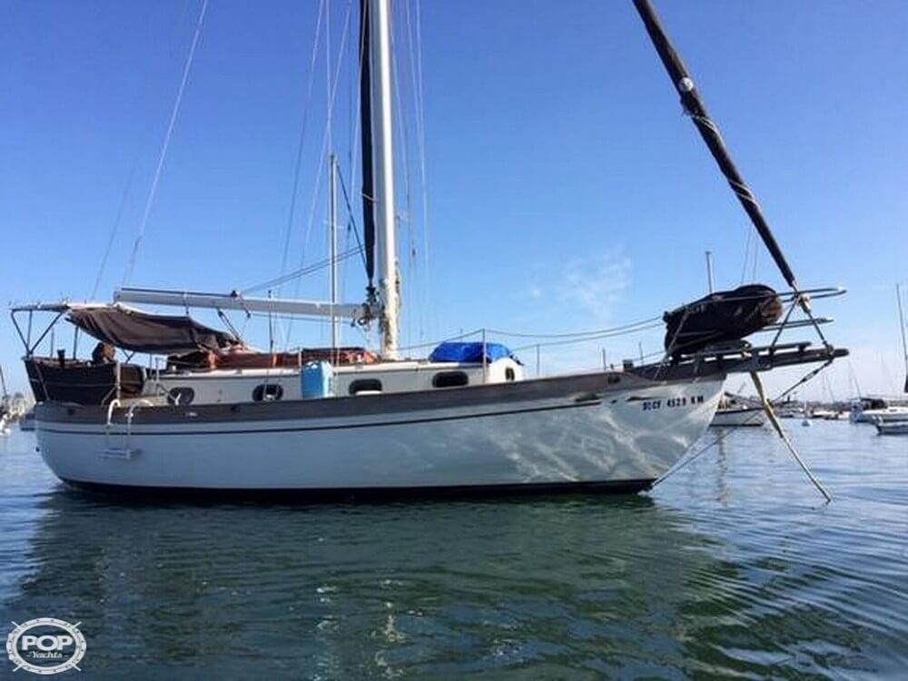 Ta Shing Yachts Baba 30 1980 Ta Shing Baba 30 for sale in Coronado, CA