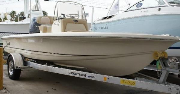 Scout Boats 191 BAY