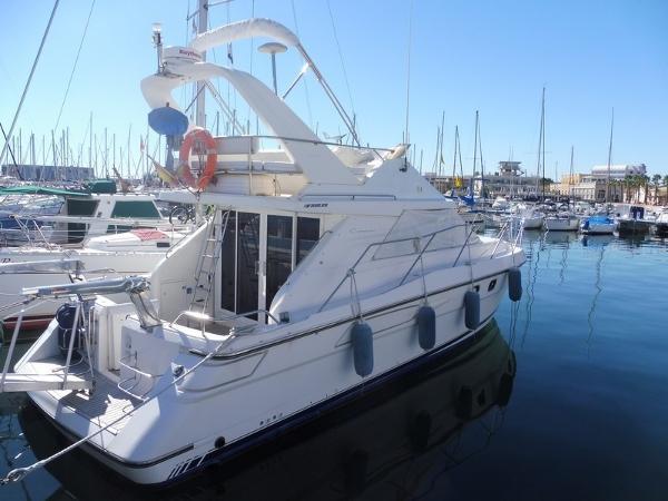 Fairline 35 Corsica