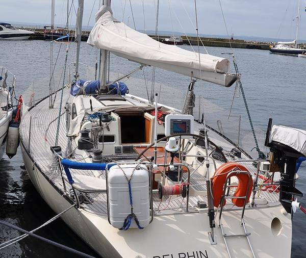 X-Yachts X-402 X-Yachts 402 - 'Delphin'