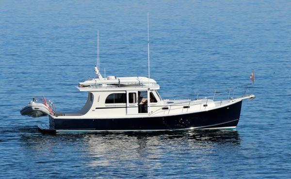 Duffy Atlantic 37 Downeast Cruiser Duffy 37 Downeast Cruiser
