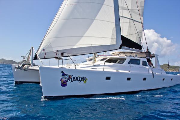 Voyage Yachts 520