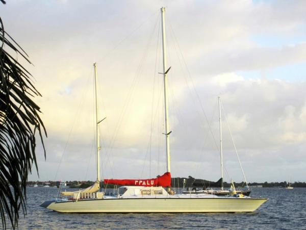 Peter Spronk Catamaran Custom Ketch