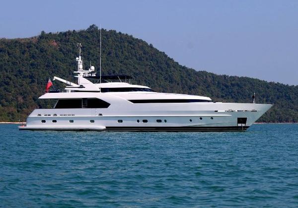 Moonen Custom Built Motor Yacht