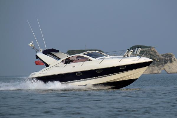 Fairline Targa 34 Main Image (Actual Vessel)