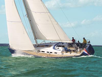 X-yachts X-46 Manufacturer Provided Image: X-46