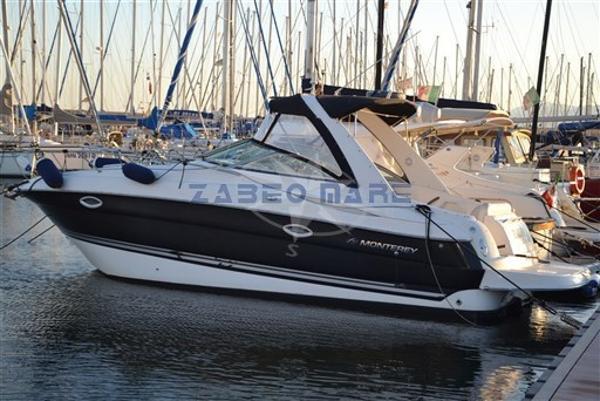 Monterey Monterey 270 Cruiser DSC_1578
