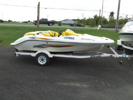 2002 Sea Doo Sport Boats Sportster LE BREWERTON New York