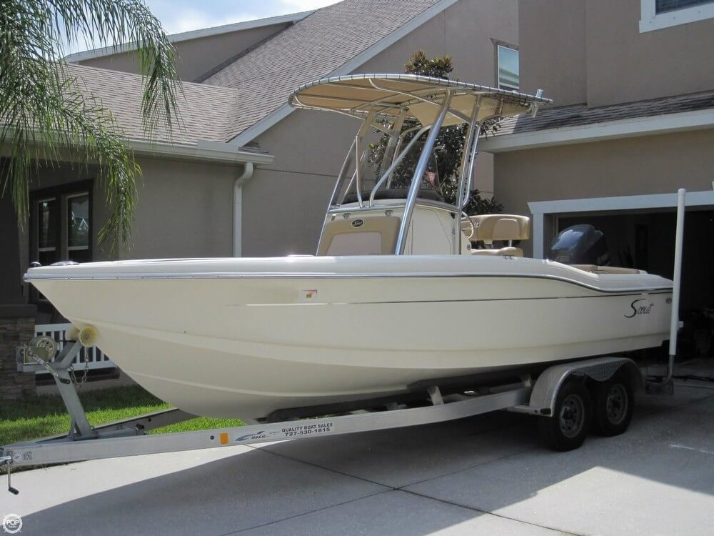 Scout 210 Sportfish 2014 Scout 210 XSF for sale in Tampa, FL