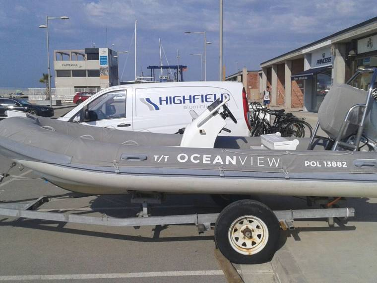Highfield OM 460