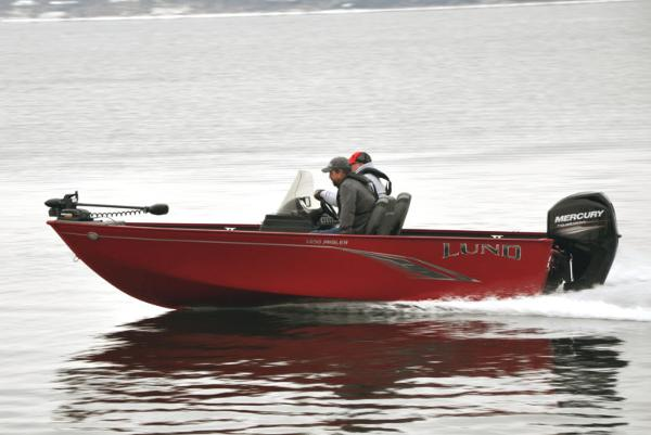 Lund 1650 Angler SS Manufacturer Provided Image