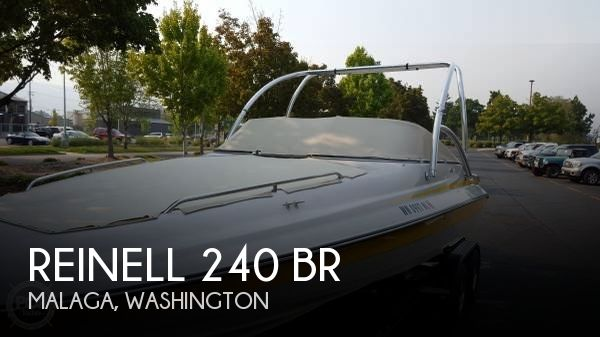 Reinell 240 BR 2002 Reinell 240 BR for sale in Malaga, WA